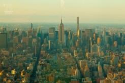 Deutlich zu erkenne ist das Empire State Building. Man erkennt auch deutlich den Verlauf des Broadway. http://junghahn24.com/finale-in-new-york/
