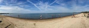 Lake Erie im Empire State