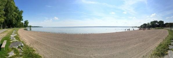 Seneca Lake im Empire State