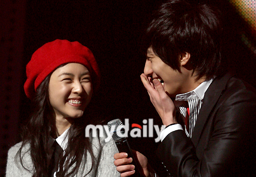 2007 11 16 My Love Showcase with Lee Yeon 5