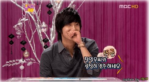 2007 12 Yoo Jae-suk & Kim Won-hee's Come to Play 19