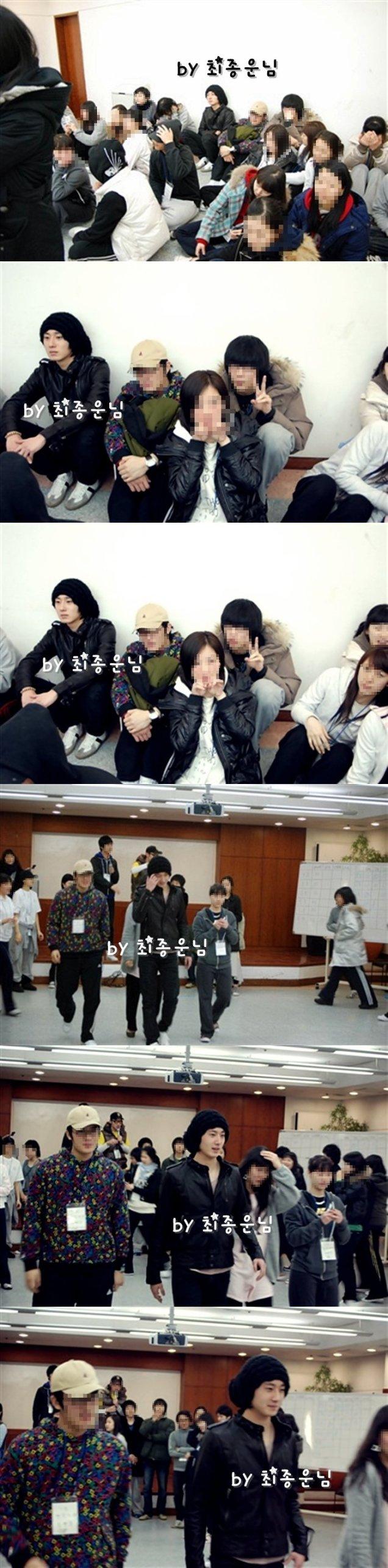 2008 03 JIW Orientation at Hanyang 2