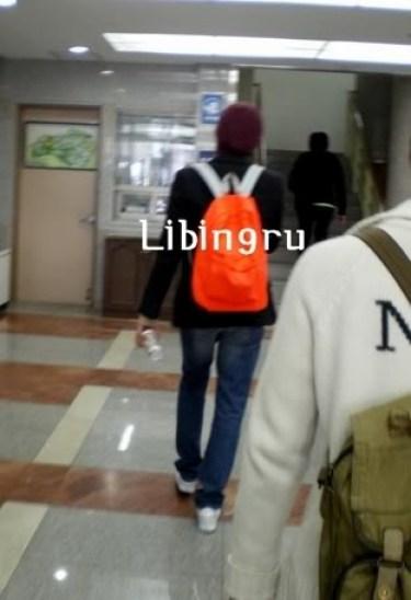 2008 Walking at Hanyang University 2