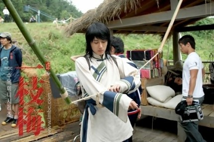 2009 Return Iljimae Cast & BTS 4