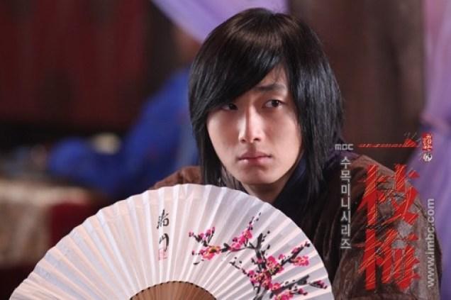 2009 Return Iljimae Cast & BTS 73