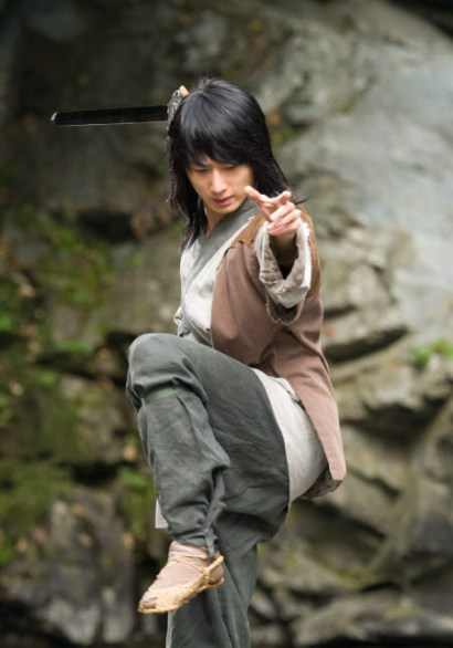 2009 Return Iljimae Cast & BTS 75