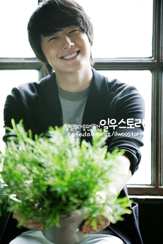 Jung II-woo in Photo Shoot for Star Entertainment Part 3 5