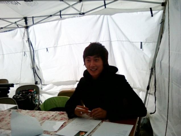 2009 11 11 JIW UNICEF at Hanyang 7