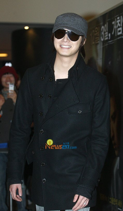 2009 11-27 JIV VIP Flying KIM BUM 2