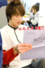 2011 5 JIW 49 Days BTS Red Cardi 3