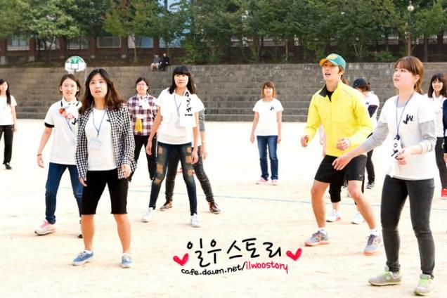 2011 10 09 Jung II-woo Athletic Fan Meeting Daum00006