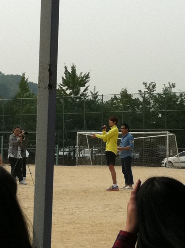 2011 10 09 Jung II-woo Athletic Fan Meeting Unknown Credit00002