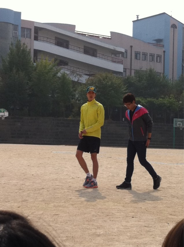 2011 10 09 Jung II-woo Athletic Fan Meeting Unknown Credit00012