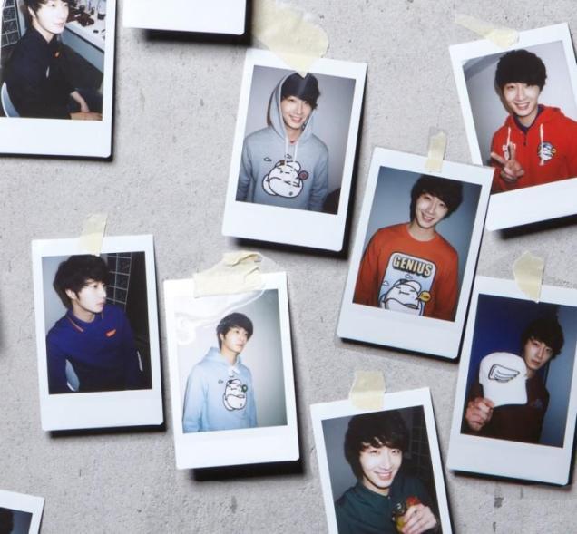 2011 10 BTS Jung II-woo for Googims. Part 100030