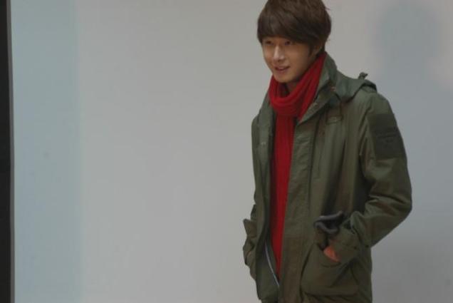 2011 10 BTS Jung II-woo for Googims. Part 300077