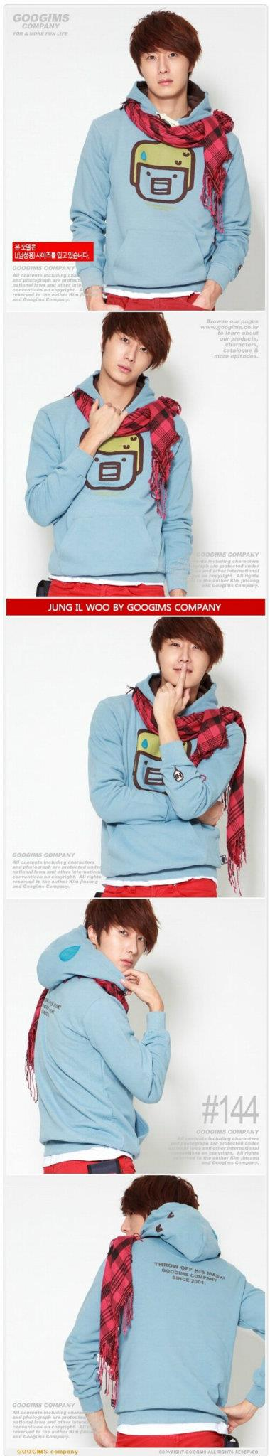 2011 10 Jung II-woo for Googims. Part 100007