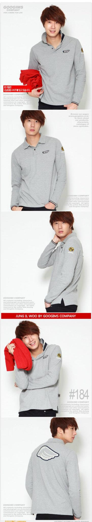 2011 10 Jung II-woo for Googims. Part 100046
