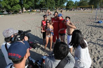 2011 7 OMT Day 1 Kits Beach 2