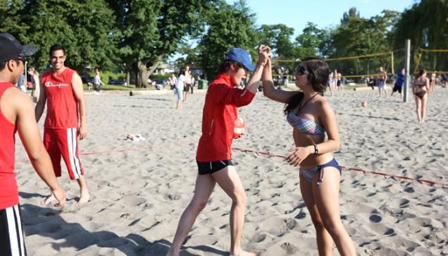 2011 7 OMT Day 1 Kits Beach 4