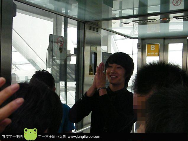 2011 8 Travel to China Airport7