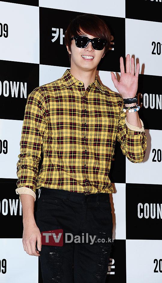2011 9 20 Jung II-woo D Countodown Premiere 3