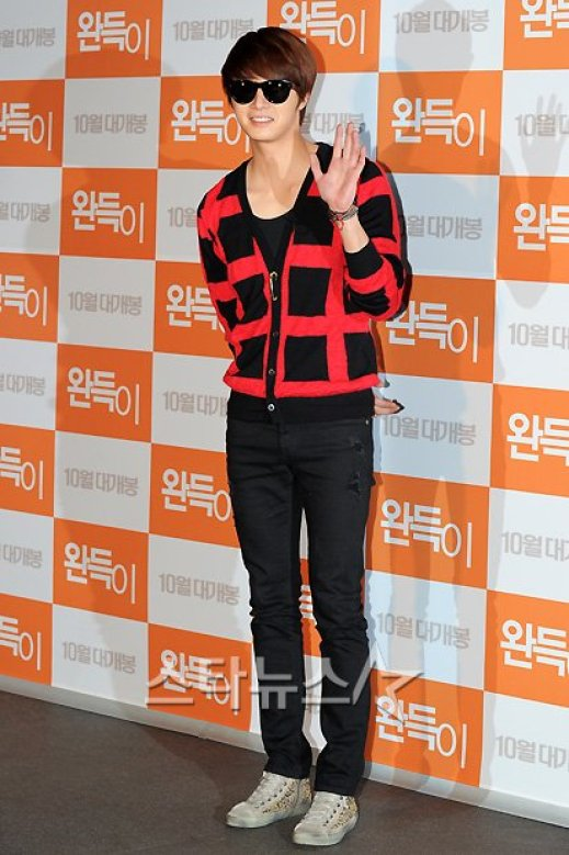 2011 9 20 Jung II-woo D Wondouk Premiere 6.5