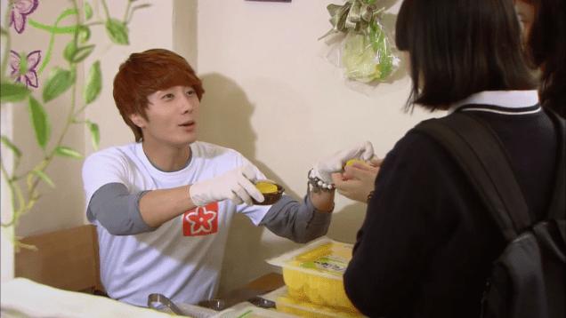 2011 Jung II-woo in FBRS Episode 7 00014