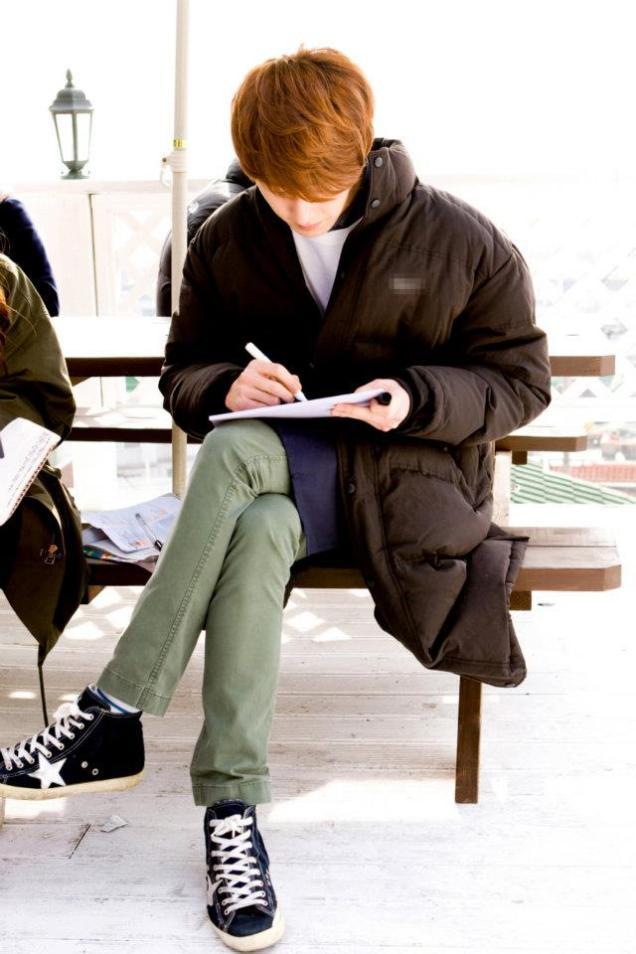 2011 Jung II-woo in FBRS Episode 7 00088