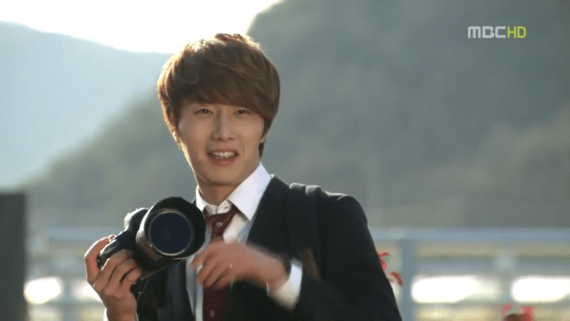 2011 Jung II-woo in High Kick 3 Episode 40 11:21:2011 Scenes 00004