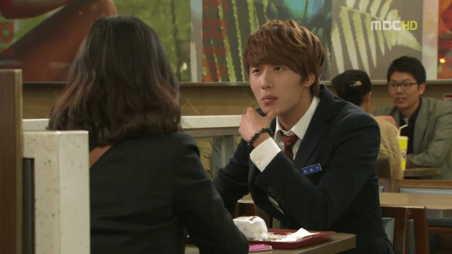2011 Jung II-woo in High Kick 3 Episode 40 11:21:2011 Scenes 00014