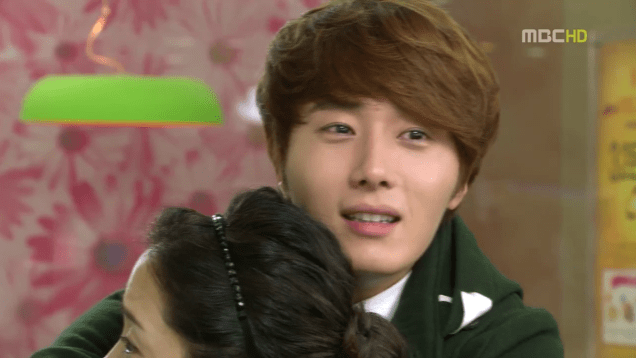 2011 Jung II-woo in High Kick 3 Episode 40 11:21:2011 Scenes 00031