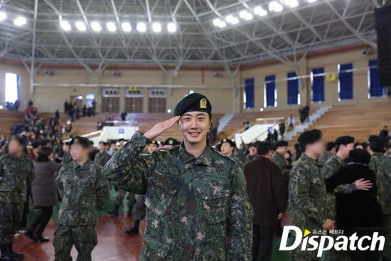 Jung II-woo during Military Basic Training 7.JPG