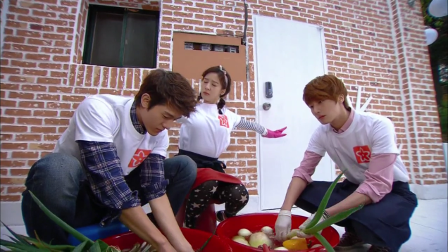 2011 11 Jung II-woo in FBRS Episode 9 00064
