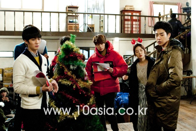 2011 12 19 Jung II-woo in FBRS Ep 15 10Asia Christmas Pictorial00027