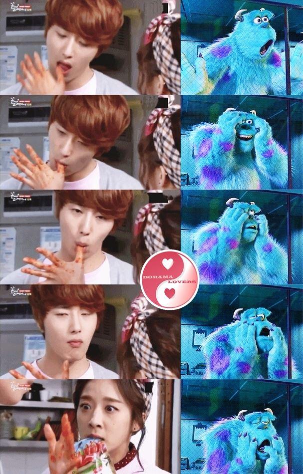 2011 12 5 Jung II-woo in FBRS Episode 12 00116