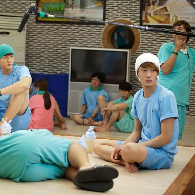 2011 12 5 Jung II-woo in FBRS Episode 12 00138