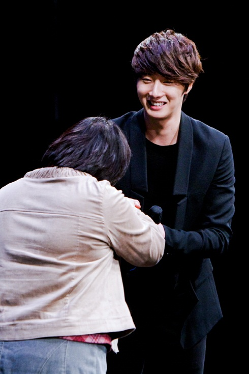 2012 2 6 Jung II-woo at the 49 Days Fan Meet in Tokyo Japan 00027