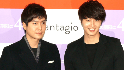 2012 2 6 Jung II-woo at the 49 Days Press Conference in Tokyo Japan 00015