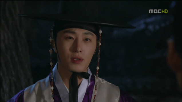2012 2 Jung II-woo in The Moon that Embraces the Sun Episode 12 00001