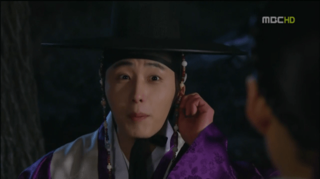 """Jung II-woo in """"The Moon that Embraces the Sun"""" Episodes 12, 13, & 14"""