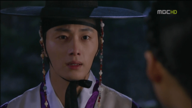 2012 2 Jung II-woo in The Moon that Embraces the Sun Episode 12 00005