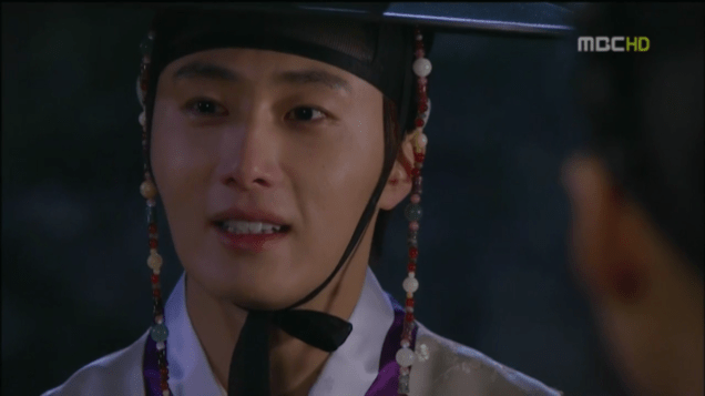 2012 2 Jung II-woo in The Moon that Embraces the Sun Episode 12 00006