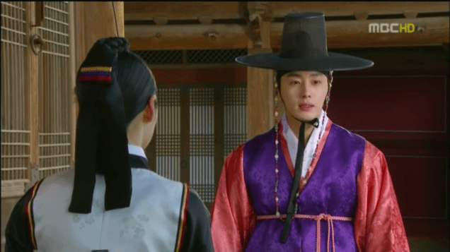 2012 2 Jung II-woo in The Moon that Embraces the Sun Episode 12 00013