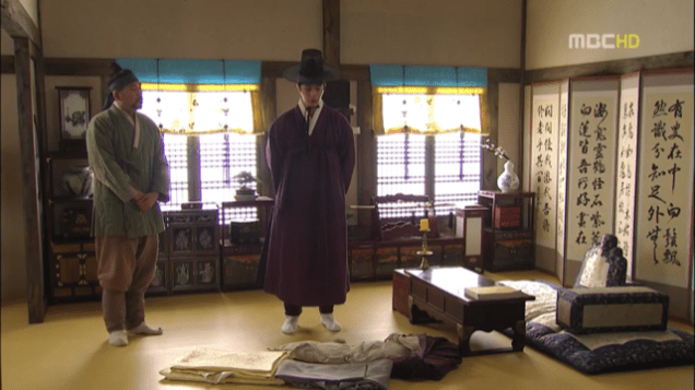 2012 2 Jung II-woo in The Moon that Embraces the Sun Episode 13 00001