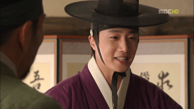 2012 2 Jung II-woo in The Moon that Embraces the Sun Episode 13 00002
