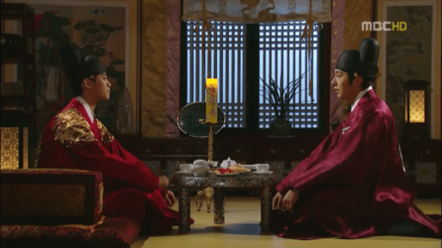 2012 2 Jung II-woo in The Moon that Embraces the Sun Episode 13 00023