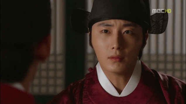 2012 2 Jung II-woo in The Moon that Embraces the Sun Episode 13 00024