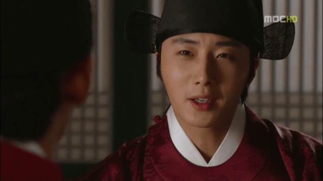 2012 2 Jung II-woo in The Moon that Embraces the Sun Episode 13 00025