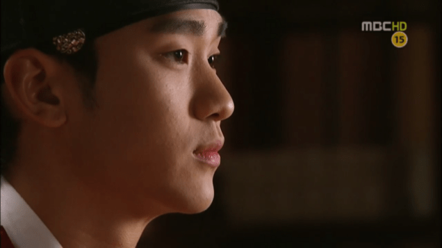 2012 2 Jung II-woo in The Moon that Embraces the Sun Episode 13 00027