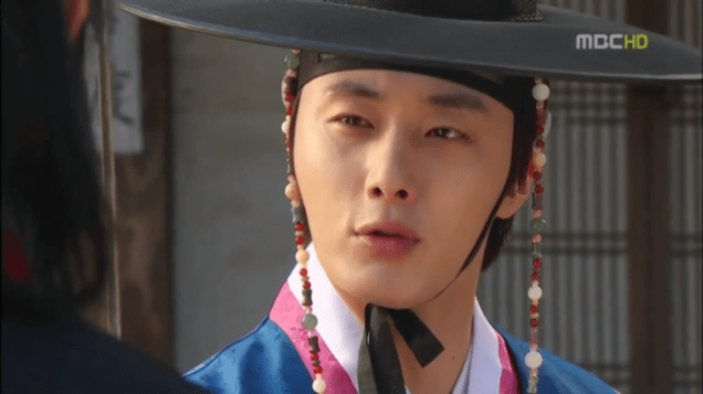 2012 2 Jung II-woo in The Moon that Embraces the Sun Episode 14 00013